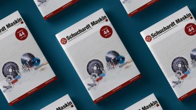 Helt nya sortiment för Schuchardt – Katalogen tjockare än någonsin!